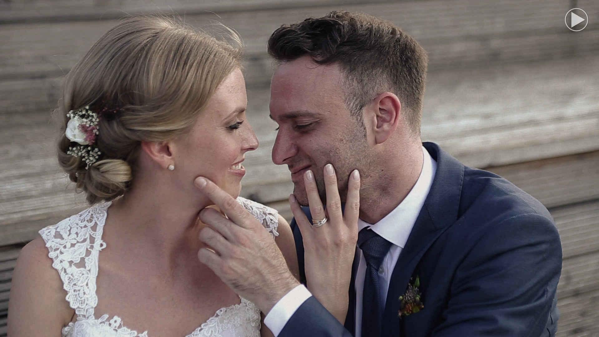 Kristin und Sasha Hochzeitsvideo